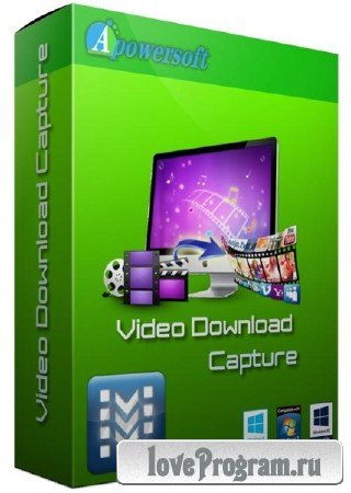 Apowersoft Video Download Capture 6.4.1 (Build 08/02/2018) + Rus