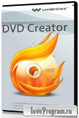 Wondershare DVD Creator 5.1.0.28