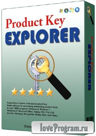 Nsasoft Product Key Explorer 4.0.6.0 + Portable