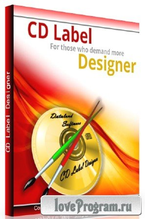 Dataland CD Label Designer 7.2 Build 763 + Rus