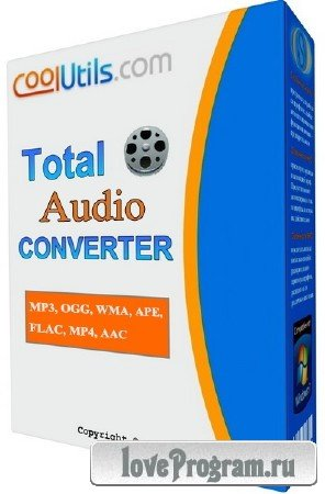 CoolUtils Total Audio Converter 5.3.0.169