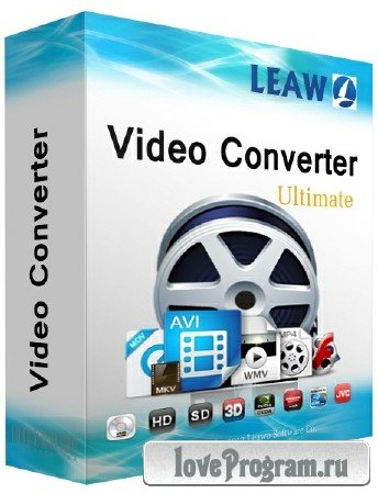 Leawo Video Converter Ultimate 8.0.0.0