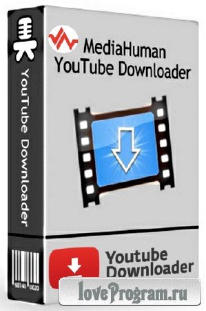 MediaHuman YouTube Downloader 3.9.8.26 (0809)