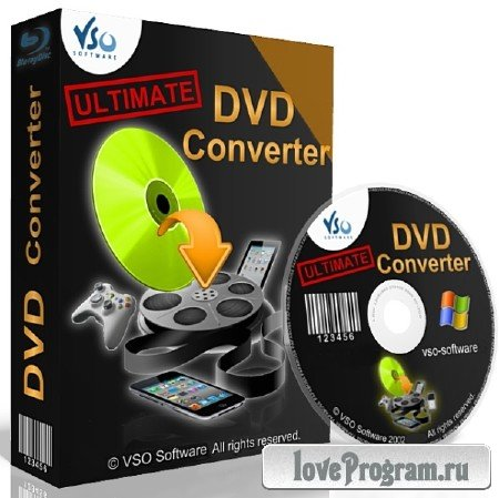 VSO DVD Converter Ultimate 4.0.0.92 Final