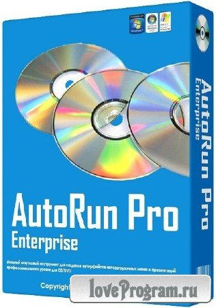 Longtion AutoRun Pro Enterprise 15.0.0.448