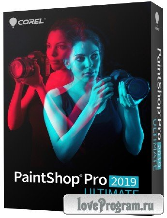 Corel PaintShop Pro 2019 Ultimate 21.1.0.22