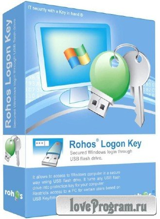 Rohos Logon Key 3.8