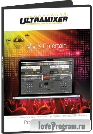 UltraMixer Pro Entertain 6.1.1