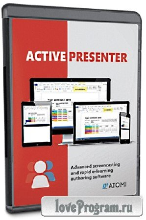 ActivePresenter Professional Edition 7.5.0