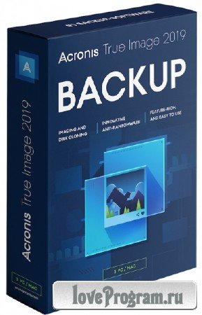 Acronis True Image 2019 Build 14610 Final