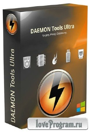 DAEMON Tools Ultra 5.4.0.894