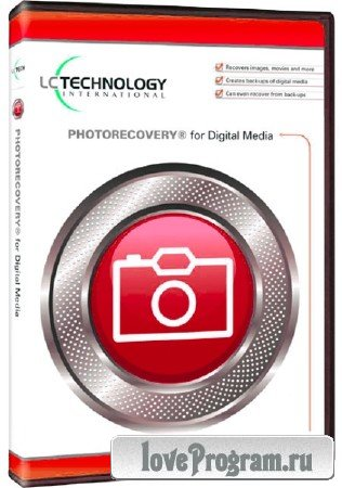 LC Technology PHOTORECOVERY Professional 2018 5.1.8.1