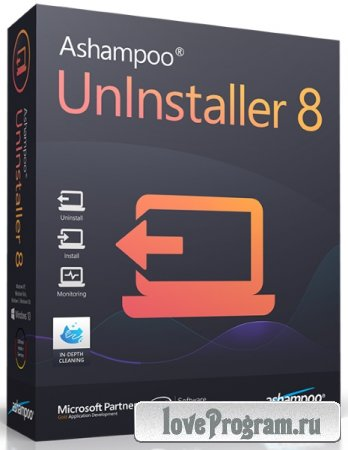 Ashampoo UnInstaller 8.00.12 Final