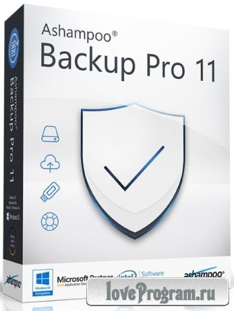 Ashampoo Backup Pro 11.12 Final