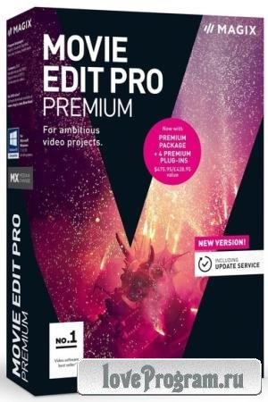 MAGIX Movie Edit Pro 2019 Premium 18.0.2.235 + Rus