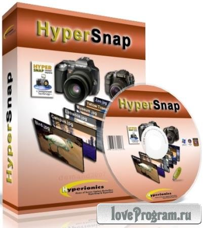 HyperSnap 8.16.09 Final + Portable