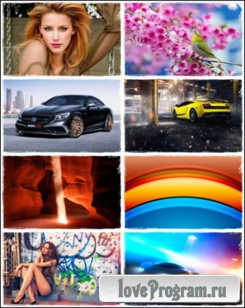 Wallpapers Mixed Pack 64