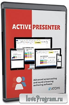 ActivePresenter Professional Edition 7.5.5