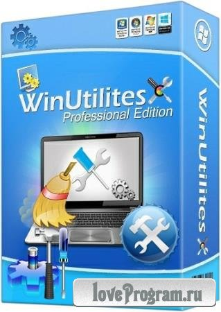 WinUtilities Professional Edition 15.48
