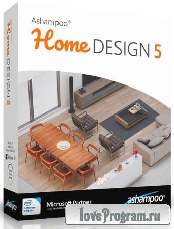 Ashampoo Home Design 5.0.0
