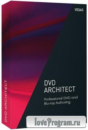 MAGIX VEGAS DVD Architect 7.0.0.100 + Rus