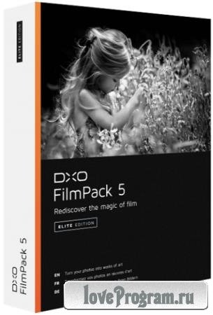 DxO FilmPack Elite 5.5.20 Build 589