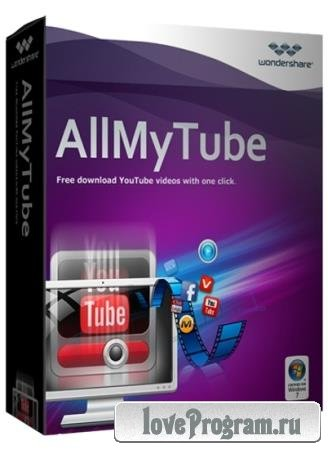Wondershare AllMyTube 7.4.0.10