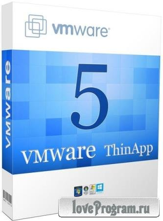 VMware Thinapp Enterprise 5.2.5 Build 12316299