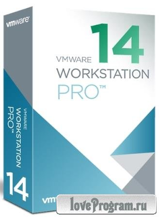 VMware Workstation Pro 14.1.6 Build 12368378