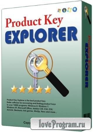 Nsasoft Product Key Explorer 4.0.12.0 + Portable