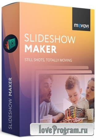Movavi Slideshow Maker 5.3.0 RePack & Portable by TryRooM