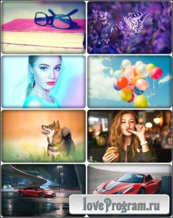 Wallpapers Mixed Pack 75