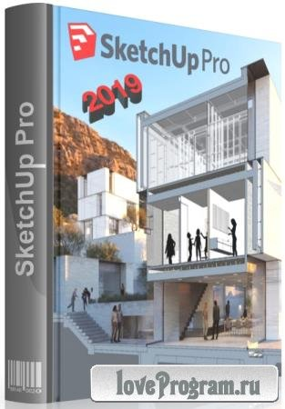 SketchUp Pro 2019 19.1.174 RePack by KpoJIuK