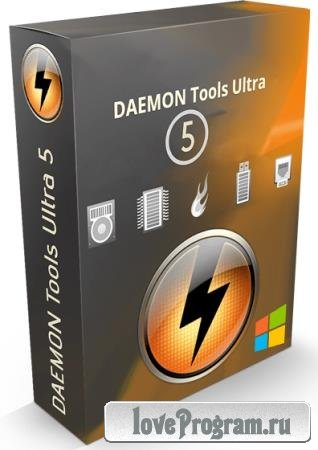 DAEMON Tools Ultra 5.5.0.1048