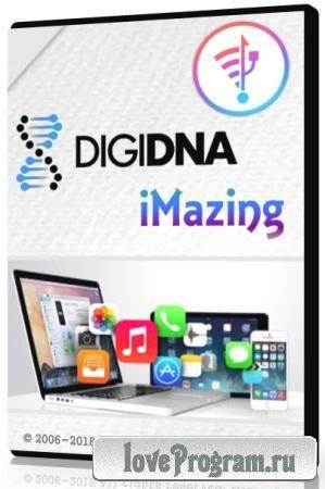 DigiDNA iMazing 2.8.6