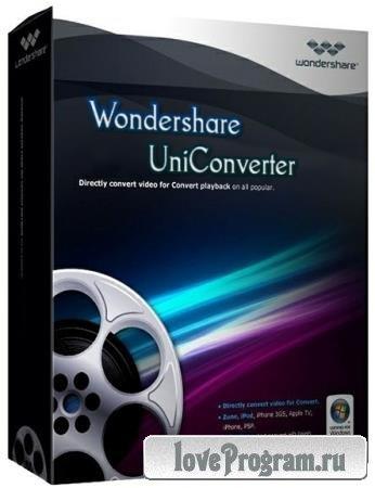 Wondershare UniConverter 11.0.0.218
