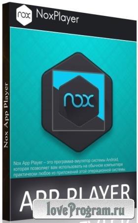 Nox App Player 6.2.8.3