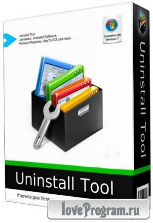 Uninstall Tool 3.5.8.5620 Final RePack & Portable by KpoJIuK