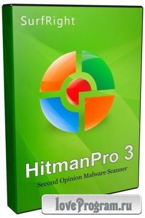 HitmanPro 3.8.14 Build 304 Final