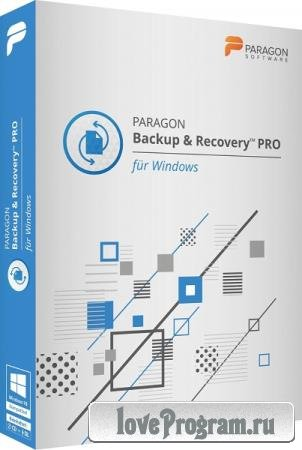 Paragon Backup & Recovery Pro 17.4.3 RePack by elchupakabra