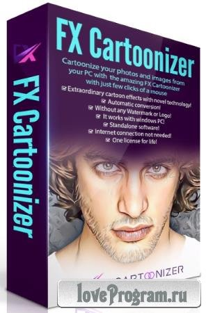 FX Cartoonizer 1.3.1
