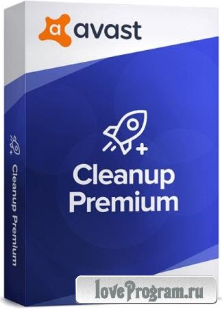 Avast Cleanup Premium 19.1 Build 7308