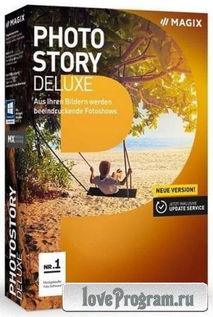 MAGIX Photostory 2019 Deluxe 18.1.3.65