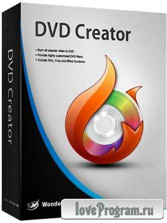 Wondershare DVD Creator 6.2.2.95