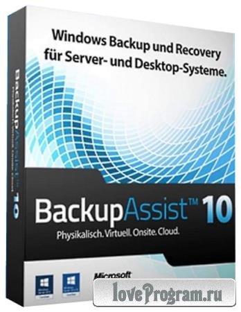 BackupAssist Desktop 10.4.6