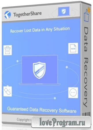 TogetherShare Data Recovery 6.7 RePack & Portable by TryRooM
