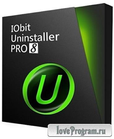 IObit Uninstaller Pro 8.5.0.8 Final