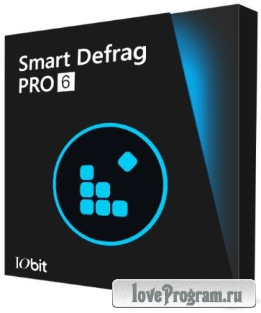 IObit Smart Defrag Pro 6.2.5.129 RePack & Portable by TryRooM