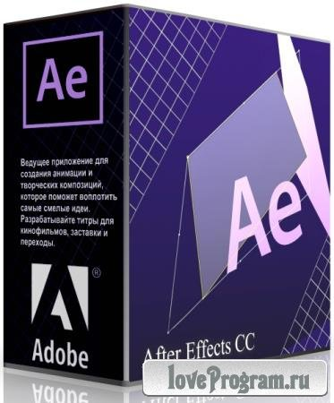Adobe After Effects CC 2019 16.1.1.4 RePack by KpoJIuK