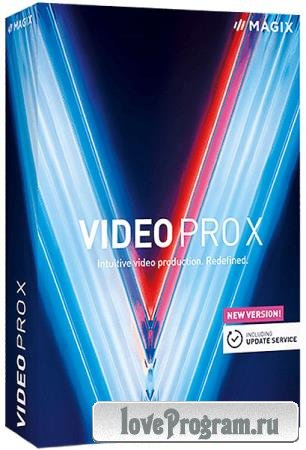 MAGIX Video Pro X11 17.0.1.27 RePack by PooShock